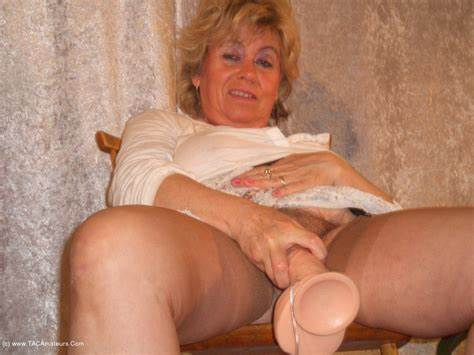 Biggest Lubed Extreme Grandmother