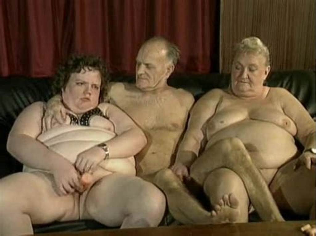 #Outstanding #Retro #Orgy #With #Fat #Grannies