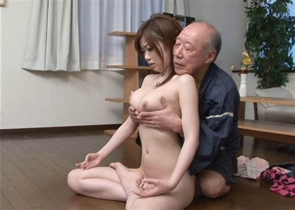 #Japanese #Pussy #With #Old #Man
