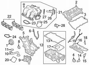 Mercury Mariner Fuel Injection Throttle Body Mounting