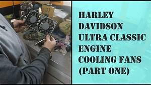 Harley Davidson Engine Cooling Fans- Diy