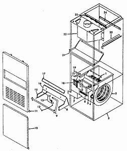 Icp Nugi100kk02 Furnace Parts