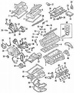 2006 Bmw 750li Engine Diagram