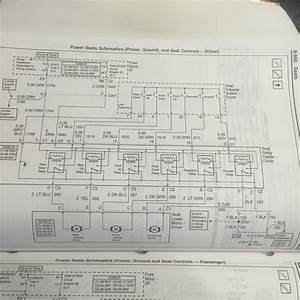 Power Seat Wiring Diagram - Corvetteforum