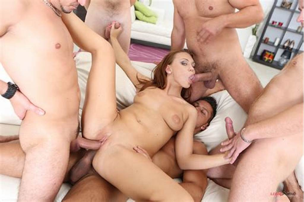 #Ornella #Morgan #Takes #Five #Hard #Cocks #In #All #Of #Her #Holes