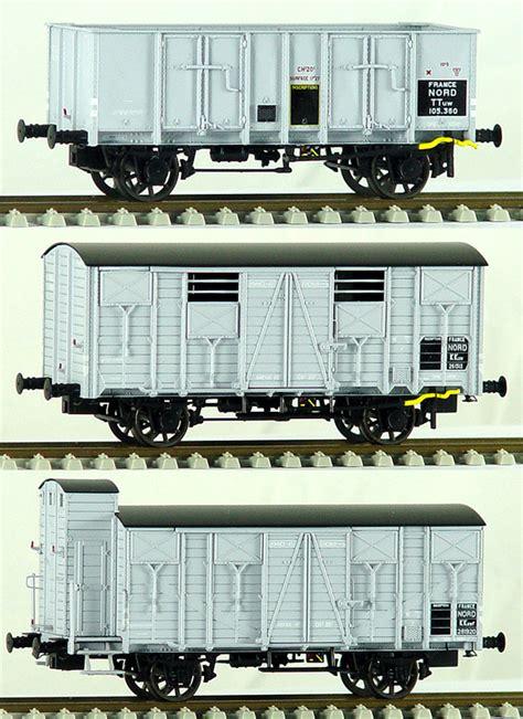 Admin on kathy set 015. LS Models Set of 3 Freight cars - EuroTrainHobby