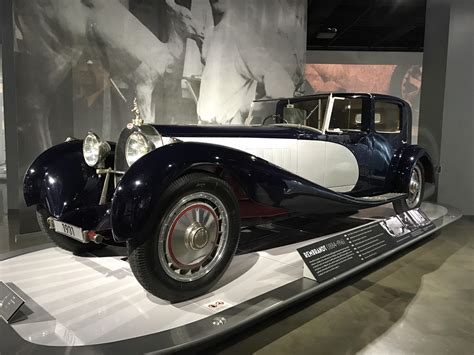 Ettore bugatti planned to produce 25 of these cars, and sell them to royalty. 1931 Bugatti Type 41 Royale | .JPG Cars
