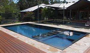 emejing concrete pool designs ideas images interior With swimming pools design and construction