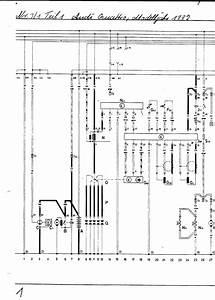 Audi Ur-quattro Wiring Diagrams