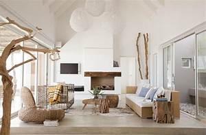 10 beach house decor ideas for Beach house interiors