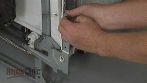 Kenmore Dishwasher Left Door Hinge Replacement  154691201