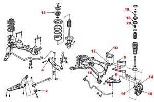Nissan Versa Suspension Diagram