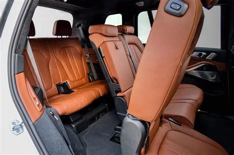They forgot to discuss interior quality. Comparativa BMW X7 2020 vs. Mercedes-Benz GLS 2019