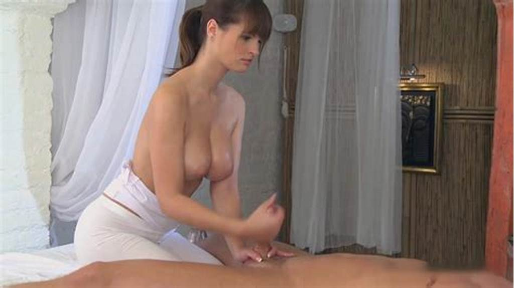 #Erotic #Cock #Massage #From #A #Busty #Babe