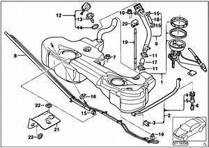 Original Parts For E46 320d M47 Touring    Fuel Supply