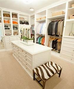 Walk In Closet : stylish and chic walk in closet interior design ideas ~ Watch28wear.com Haus und Dekorationen