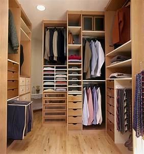 Penderie Sur Mesure : small walk in closet ideas for girls and women ~ Zukunftsfamilie.com Idées de Décoration