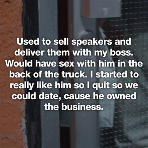 Dia mengetahui rahasia seorang montazery hadi jaya. 31 Employees That Are Secretly Banging Their Boss