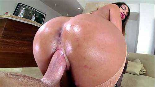 Slip Cock Into Youthful Sluts #August #Ames #Fucks #His #Big #Lubricated #Cock #Pussy #To