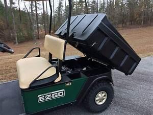 2012 Model Ez-go Workhorse 1000 Mpt