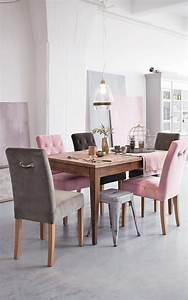 Esstisch Und Stühle : rosafarbener stuhl bilder ideen couch ~ A.2002-acura-tl-radio.info Haus und Dekorationen