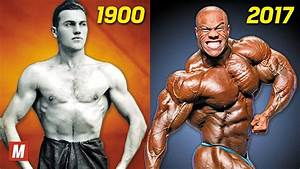 Watch  Surprising Evolution Of Bodybuilding From 1900 To 2017  U2013 Fitness Volt