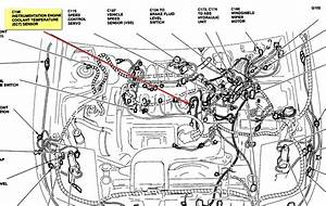 97 Ford Probe  Is There An Idle Sensor  It Located Is