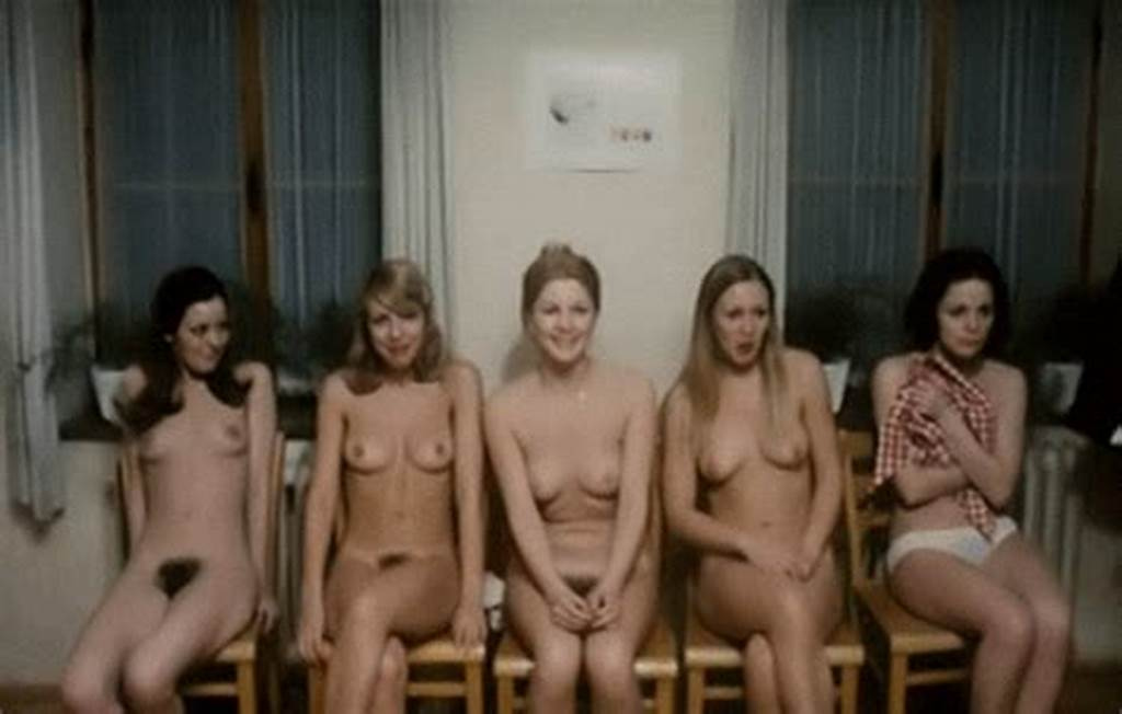 #Embarrassed #Naked #Girls #In #A #Waiting #Room