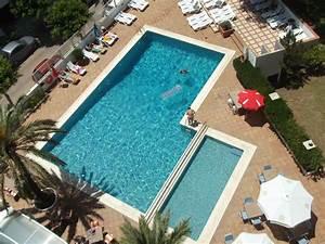 Pool Von Oben : pool und ausblick von oben hotel abrat sant antoni de portmany san antonio abad ~ Bigdaddyawards.com Haus und Dekorationen