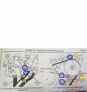 Jeep Cherokee Xj 1984 To 2001 Why Is Serpentine Belt