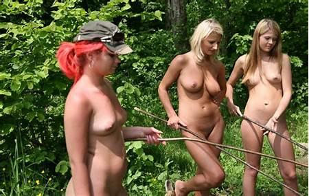 Summer Nude Teen Camp