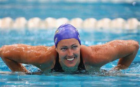 Archive photo via daniele badolato / lapresse. Therese Alshammar stripped of world record for swimsuit rule violation