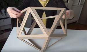 Fabriquer Un Abat Jour En Tissu : fabriquer un abat jour en carton ~ Zukunftsfamilie.com Idées de Décoration