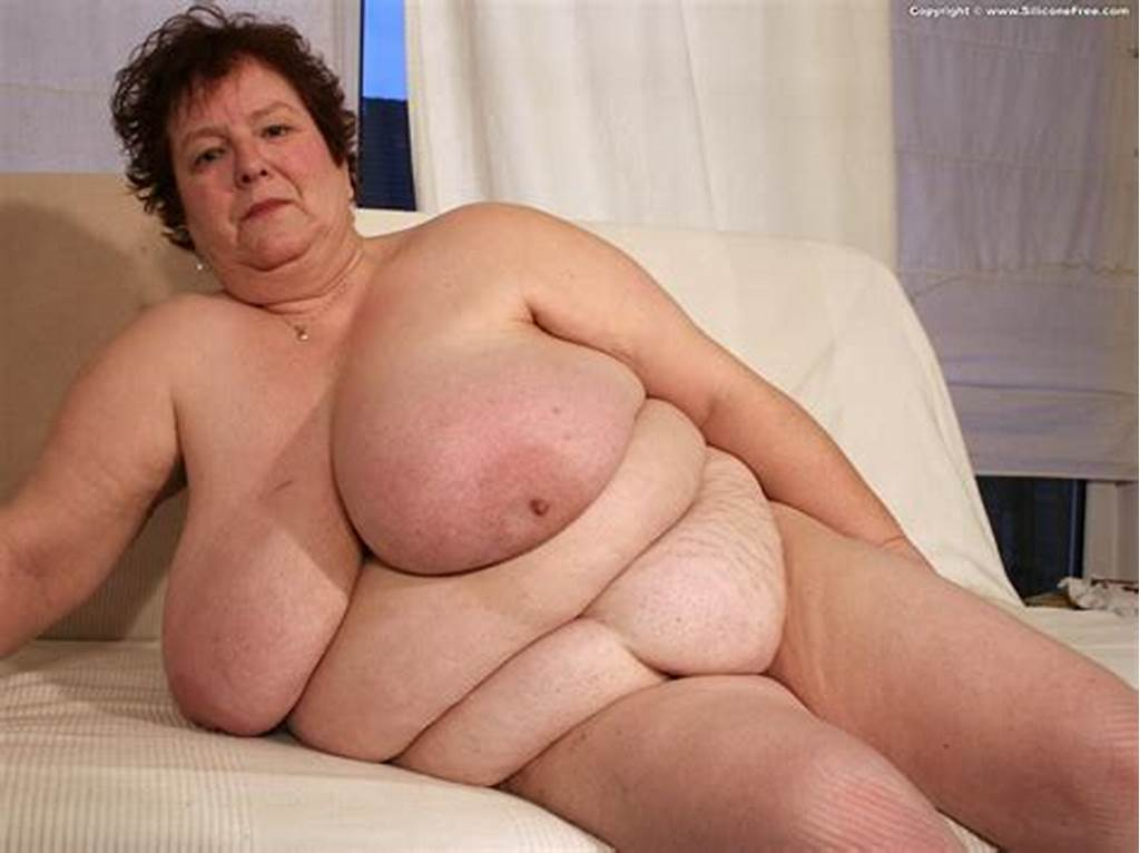 #Fat #Granny #With #Big #Tits