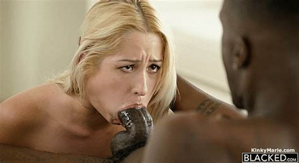 #Goldie #Her #First #Interracial #Scene #Blacked