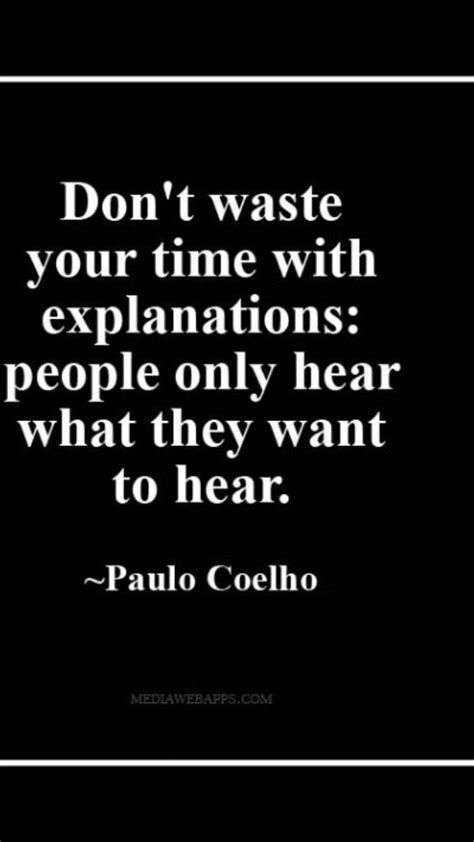 You don't have time to waste being unfocused, intimidated and letting opportunities pass you up. N thats a fact!! | Stupid quotes, Life quotes, Quotes