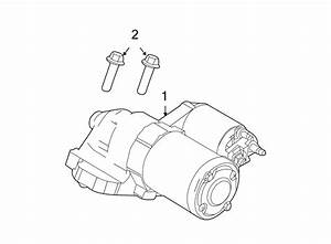 Ford Fusion Starter Bolt  3 5 Liter