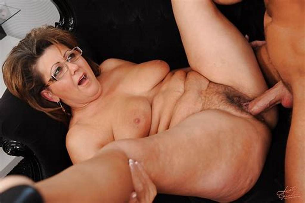 #Chubby #Granny #In #Glasses #Has #A #Hardcore #Sex #With #A #Younger