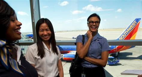 Flight attendants & inflight operations. Southwest Airlines opens its ninth crew base in Denver - The Denver Post