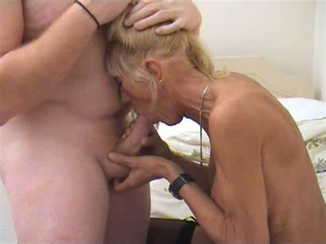 Blond Mature Solo With Cocks