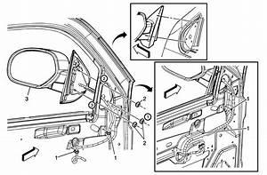 How Do I Get My Door Panel Off My 2008 Chevy Silverado Ls