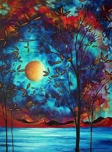 35 Stunning and Beautiful Tree Paintings for your ...