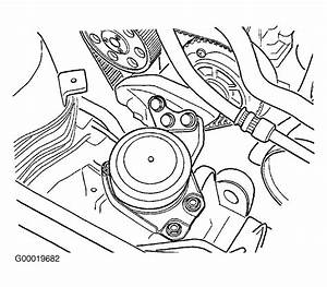 2002 Volvo S40 Serpentine Belt Routing And Timing Belt