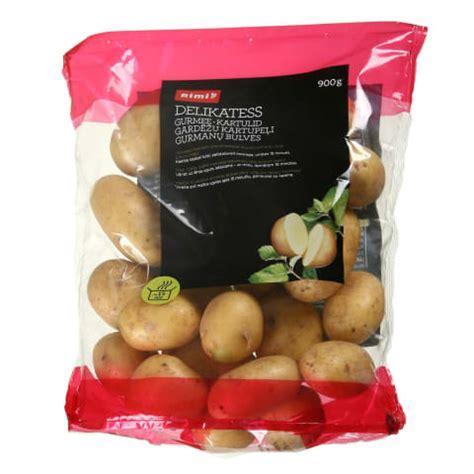 Kartupeļi Rimi gardēžu 900g