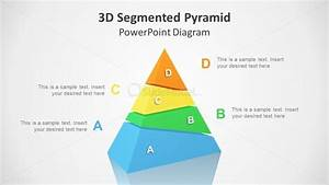 4 Level 3d Pyramid Powerpoint