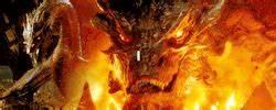 gif my gifs mine the hobbit jrr tolkien dragon Tolkien ...