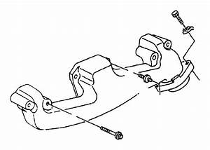 Dodge Ram 1500 Converter  Retainer  Pipe  Nut  Exhaust  4