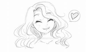 Laughing Girl by Andrea365 on DeviantArt