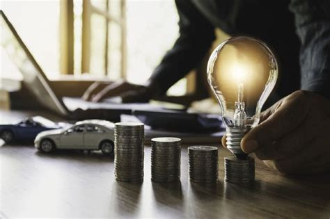 Very specific accounting procedures are necessary for insurance proceeds. Car Insurance And Car Service With Stack Of Coins. Toy Car For Accounting And Financial Concept ...