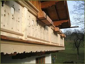 Holz Balkongeländer Bretter : referenz 4 ~ Watch28wear.com Haus und Dekorationen